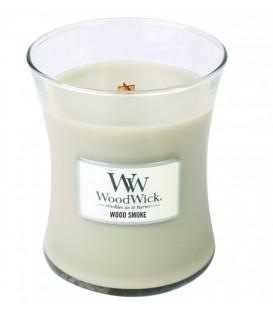 WoodWick Medium Candle WOOD SMOKE