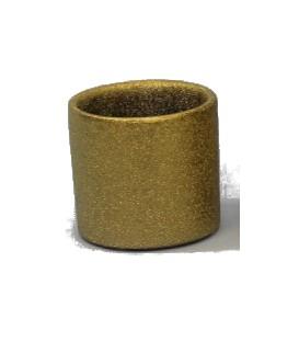 Petit pot en céramique GOLD