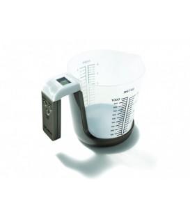 Tasse à mesurer 2 en 1 et balance RICARDO
