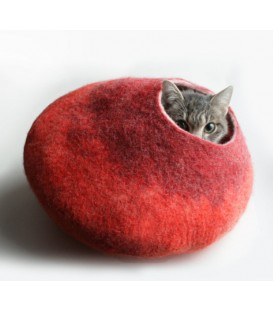 Maison pour chat MERINO WOOL
