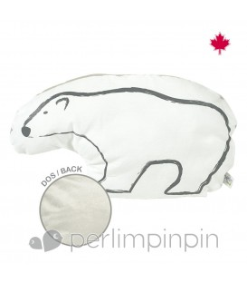 Shaped cushion BEAR
