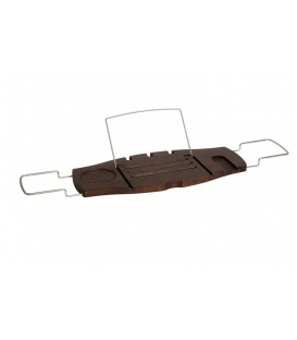 Bathtub caddy walnut AQUALA