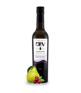 White balsamic vinegar Oliv - Pear and Cranberry