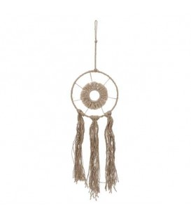 String dream catcher in natural