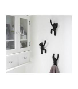 Crochets noirs BUDDY