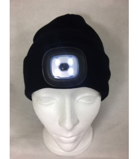 Hat black LED