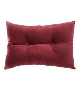 Cushions GWYNETH Burgundy 16x24