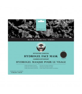Masque hydrogel visage collection charbon