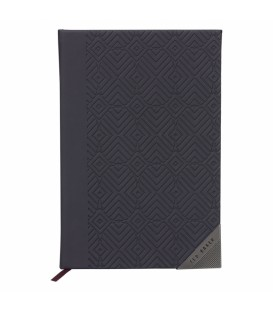 Note book blue TED BAKER