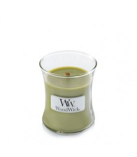 Apple WoodWick Small Candle