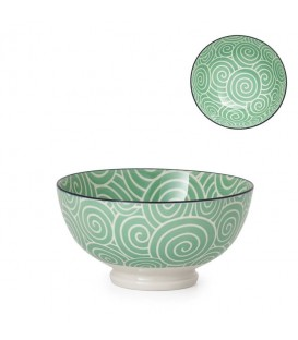Pocelain bowl GREEN