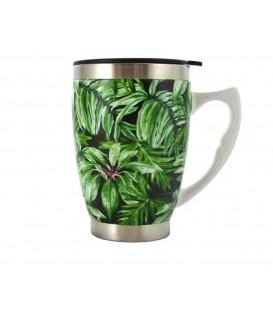 Ceramic mug BOTANIQUE