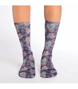 Women's Sugar Skulls Socks