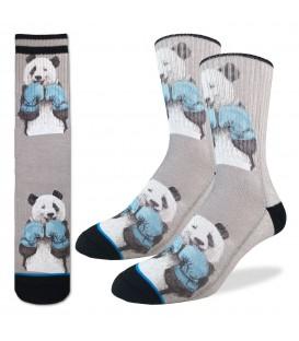 Bas de panda boxeur