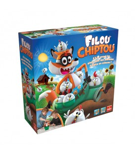 Game Filou Chiptou french version