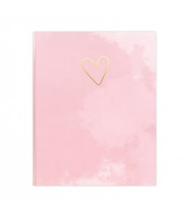 Pocket & prong porfolio pink