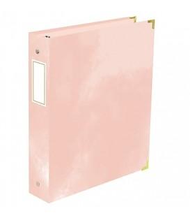 Peach binder 1,5'' EMMA VERDE