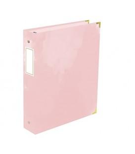 Pink binder 1,5'' EMMA VERDE