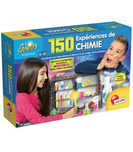 I'm a genius 150 expériences de chimie