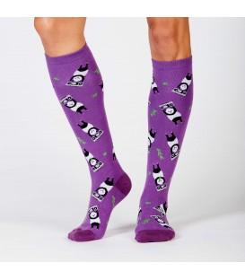 Funky socks panda anything