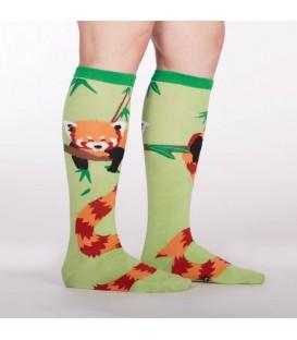 Funky socks tyale of the red panda