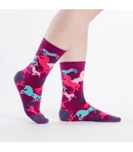 Women Socks unicorn