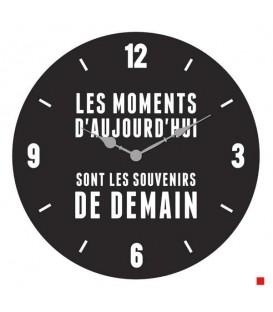 Horloge LES SOUVENIRS DE DEMAIN