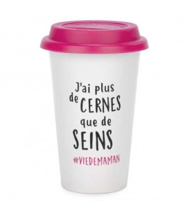 Travel mug - Vie de Maman