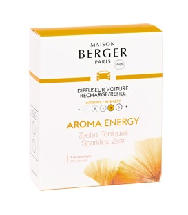 Recharge diffuseur de voiture AROMA ENERGY