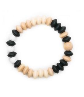 Le bracelet de dentition pour bébé à maman SAWYER
