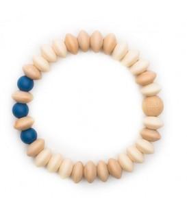 Le bracelet de dentition pour bébé à maman NOAH