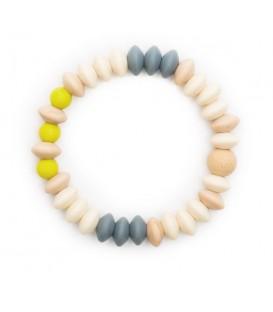 Le bracelet de dentition pour bébé à maman MURPHY