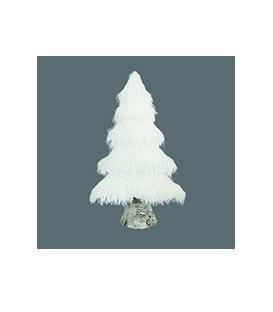 Sapin blanc décoratif