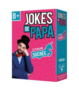 Joke de papa extension sucré