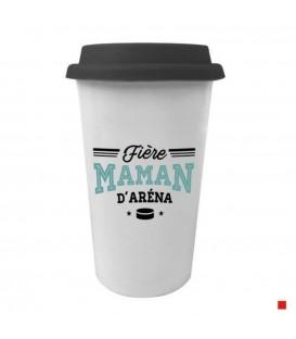 Travel Mug MAMAN D'ARÉNA