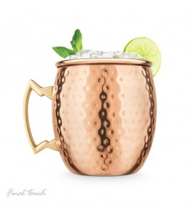 Hammered MOSCOW MULE  mug ''Final touch''