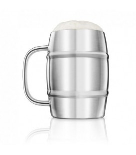 Beer keg mug ''Final touch''