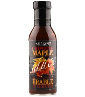 Smoky maple chipotle bbq sauce