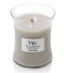 Medium cracking candle WOODWICK PALO SANTO