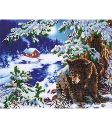 Randonnée d'ours DIAMOND DOTZ
