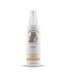 Replenishing shine spray unscented