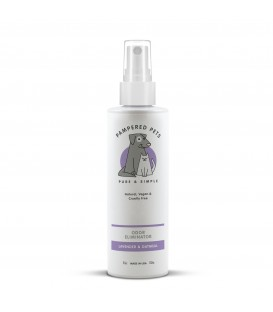 Odor eliminator lavender