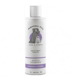 Gentle shampoo lavender