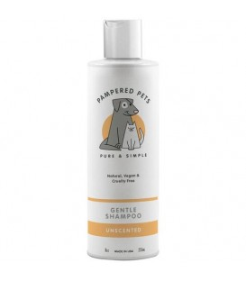 Gentel shampoo unscented