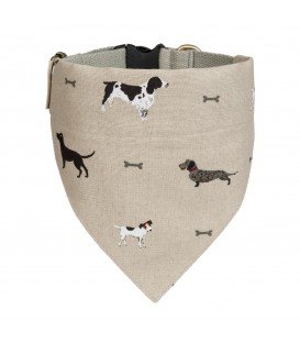 SOPHIE ALLPORT Scarf necklace