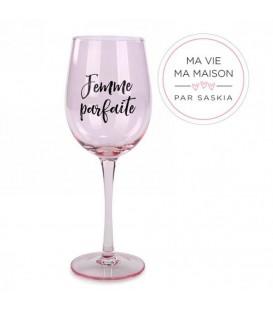 Wine glass-Femme Parfaite Saskia