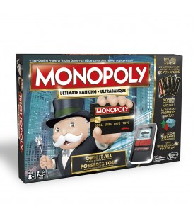 Monopoly game Ultimate Banking