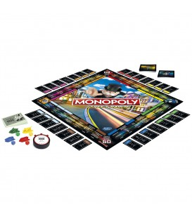 Monopoly game SPEED
