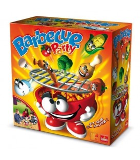 Barbecue Party game