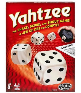 Yahtzee game classic